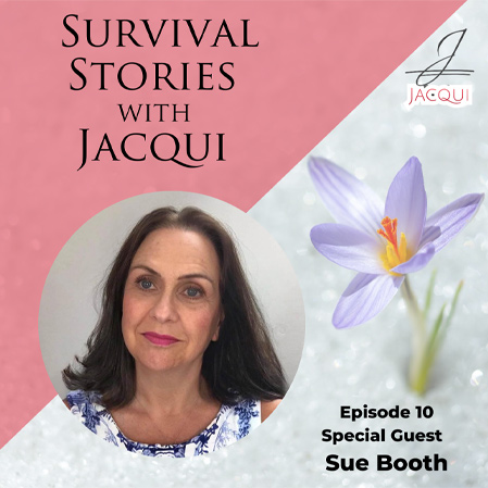 The Warrior Woman in me helped me fight Miscarriage, a Heart Attack and Financial Loss with Sue Boot